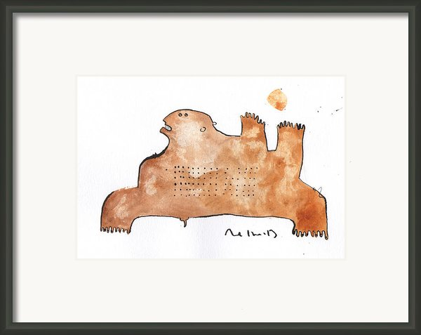 Instar No.2 Framed Print By Mark M  Mellon