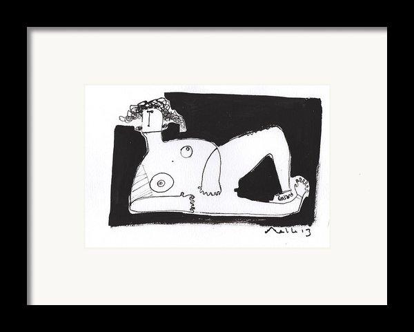 Instar No.5 Framed Print By Mark M  Mellon