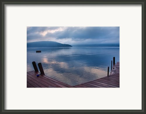 Interlude Framed Print By Steven Ainsworth