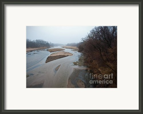 Into The Mist Framed Print By Fred Lassmann