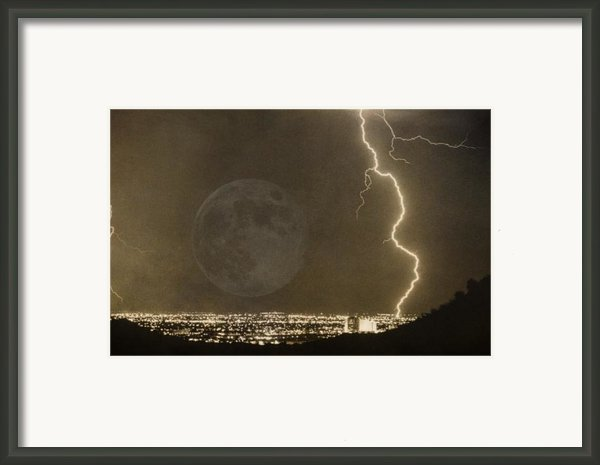 Into The Night Framed Print By James Bo Insogna
