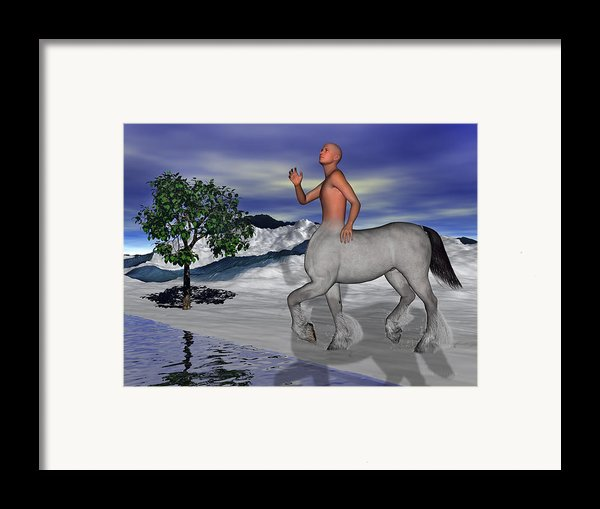 Is There Anyone Like Me Framed Print By Betsy C  Knapp