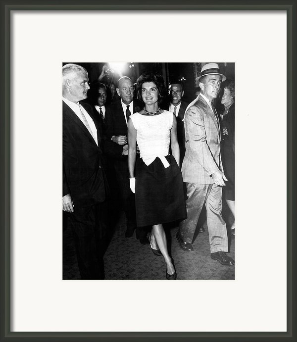 Jacqueline Kennedy Doesn