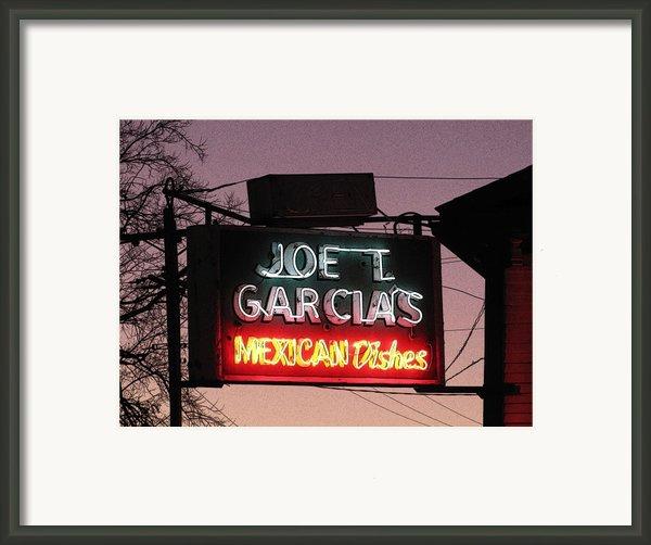 Joe T Garcia