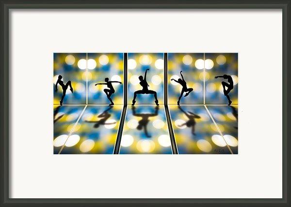 Joy Of Movement Framed Print By Bob Orsillo