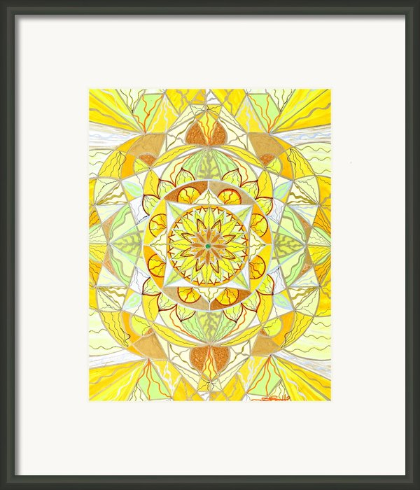 Joy Framed Print By Teal Eye  Print Store