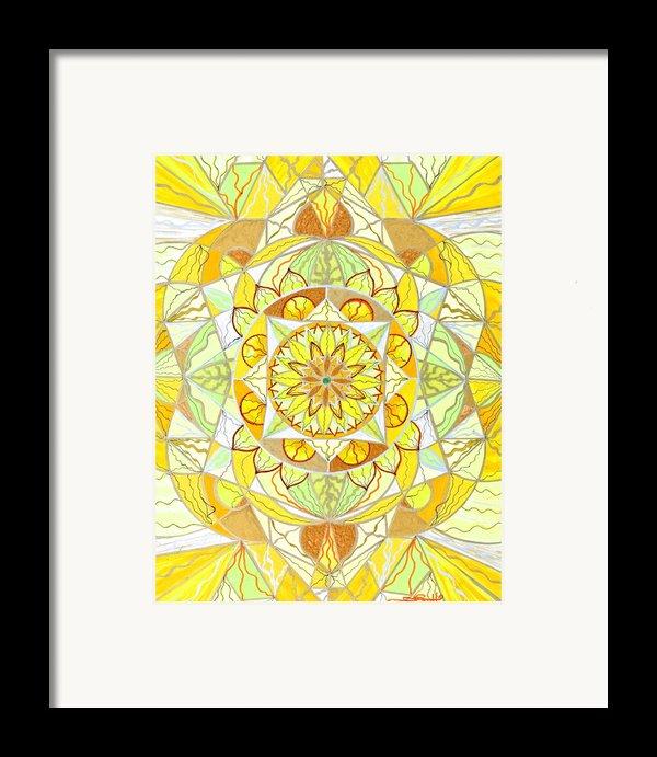 Joy Framed Print By Teal Eye  Print Store