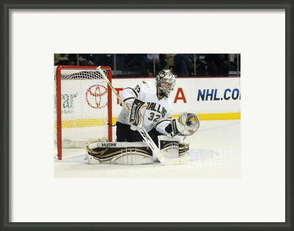 Kari Lehtonen Framed Print By Don Olea
