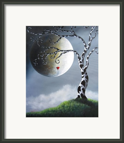 Key To My Imagination By Shawna Erback Framed Print By Shawna Erback