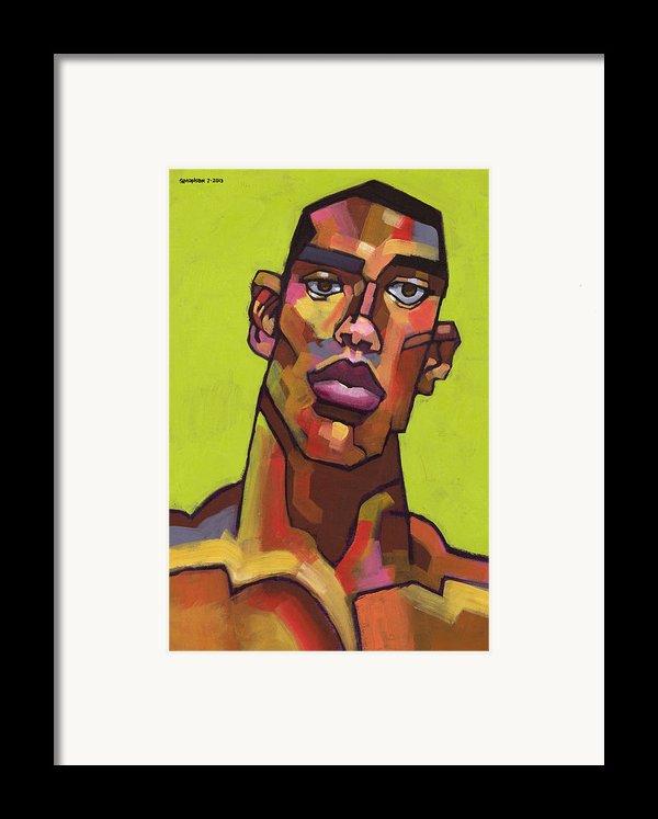 Killer Joe Framed Print By Douglas Simonson