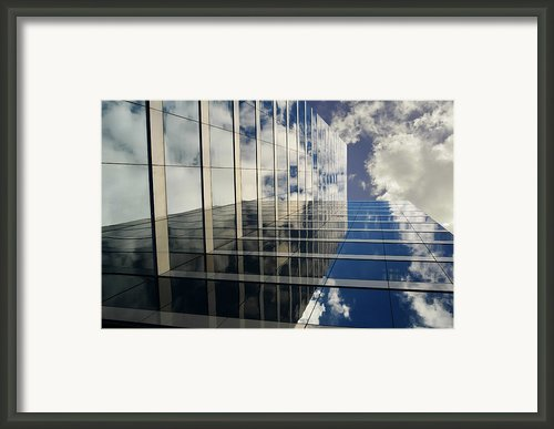 Kiss The Sky Framed Print By Laura  Fasulo