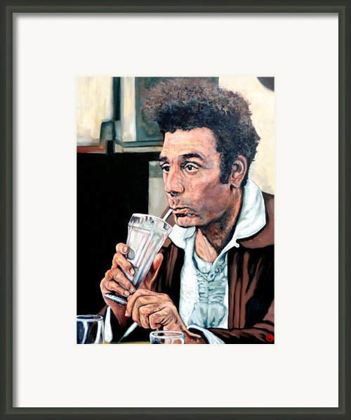 Kramer Framed Print By Tom Roderick