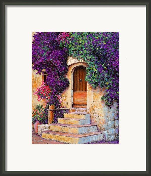 La Grange Framed Print By Michael Swanson