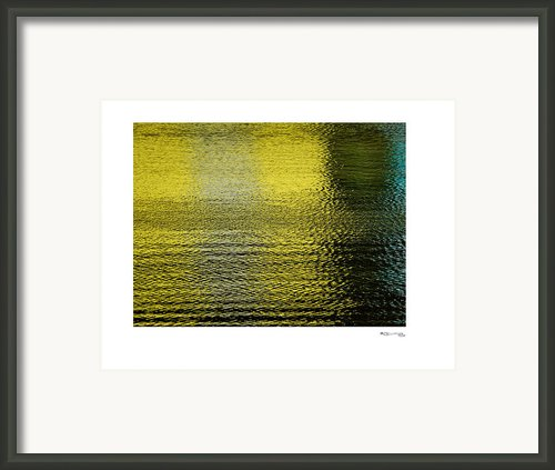 Lake Reflections 6 Framed Print By Xoanxo Cespon