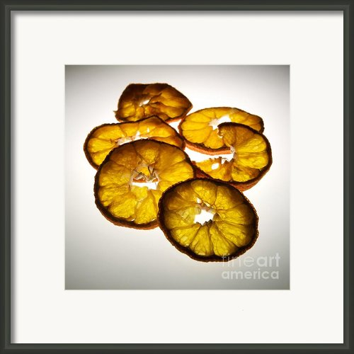 Lemon Framed Print By Bernard Jaubert