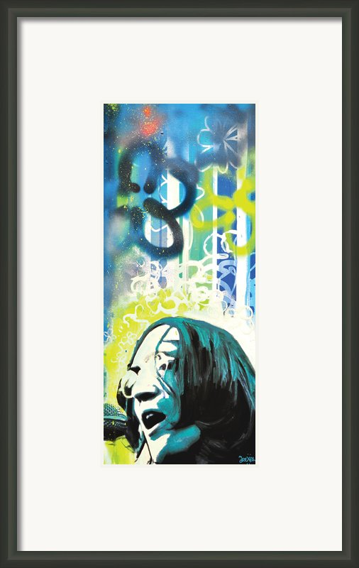 Lennon Framed Print By Drexel