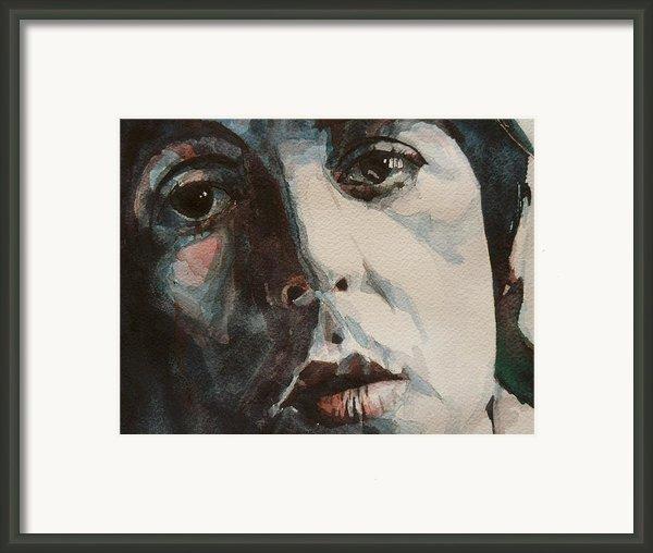 Let Me Roll It Framed Print By Paul Lovering