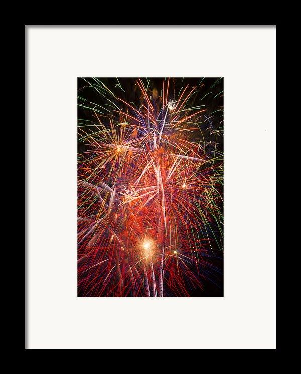 Let Us Celebrate Framed Print By Garry Gay
