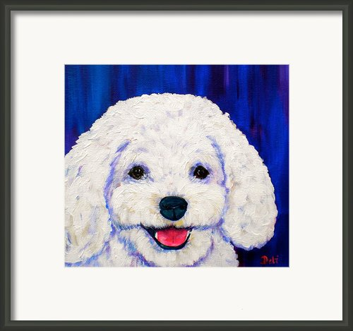 Lexi Framed Print By Debi Pople