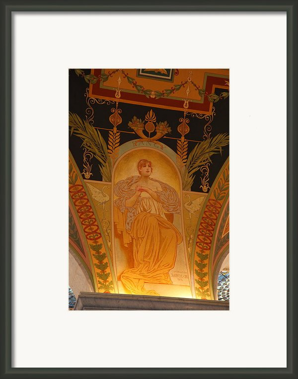 Library Of Congress - Washington Dc - 011318 Framed Print By Dc Photographer