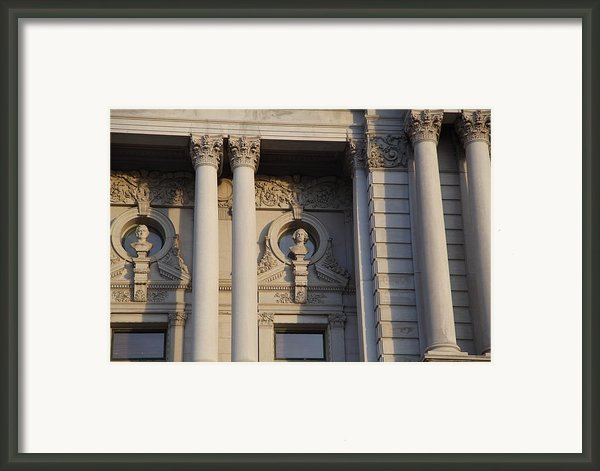 Library Of Congress - Washington Dc - 011326 Framed Print By Dc Photographer