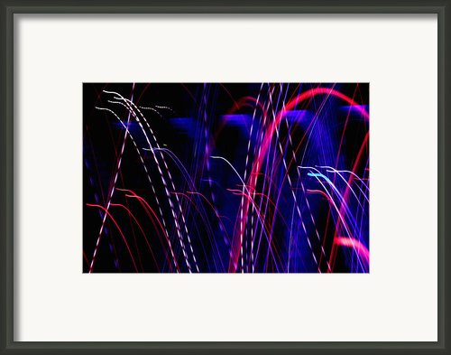 Light Fantastic 05 Framed Print By Natalie Kinnear