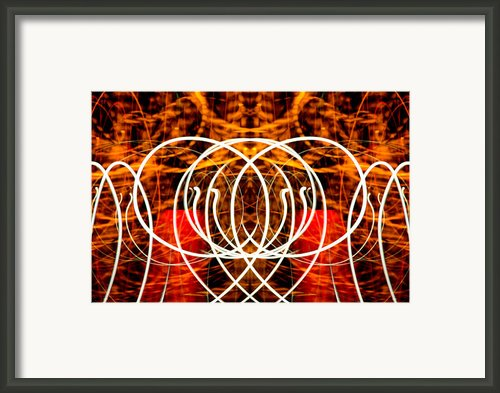 Light Fantastic 16 Framed Print By Natalie Kinnear