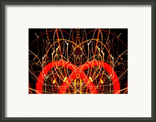 Light Fantastic 17 Framed Print By Natalie Kinnear