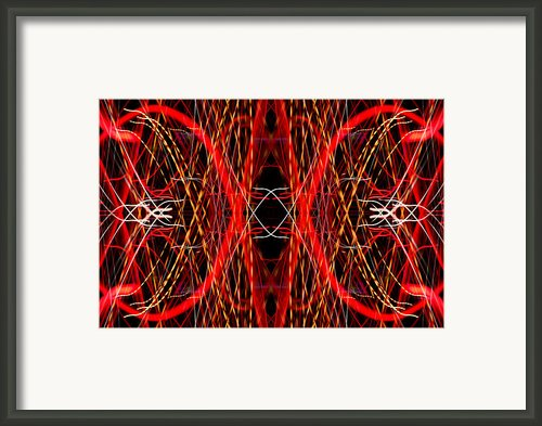 Light Fantastic 25 Framed Print By Natalie Kinnear