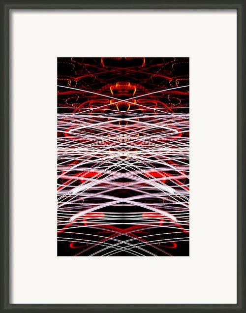 Light Fantastic 37 Framed Print By Natalie Kinnear