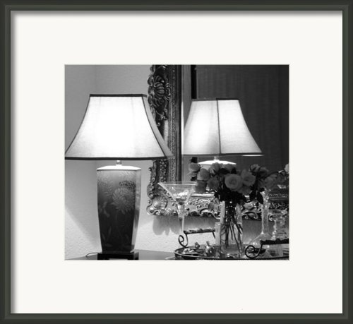 Light Framed Print By Jeanette Brown