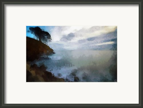 Like Every Morning Framed Print By Gun Legler