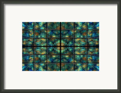 Limitless Night Sky Framed Print By Betsy A Cutler East Coast Barrier Islands
