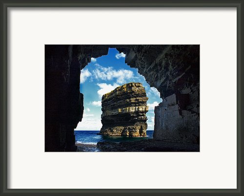 Location Location Location Framed Print By Tony Reddington