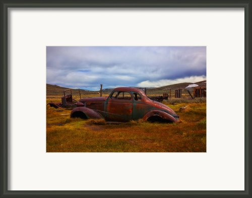Long Forgotten Framed Print By Garry Gay