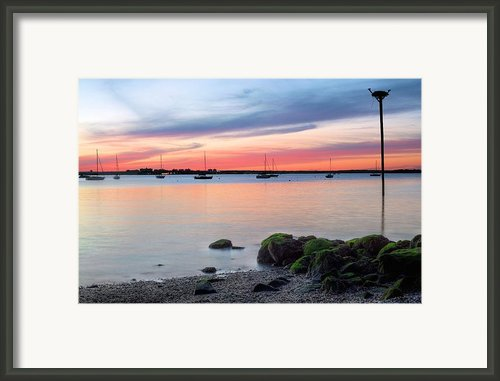 Long Island Framed Print By Jc Findley