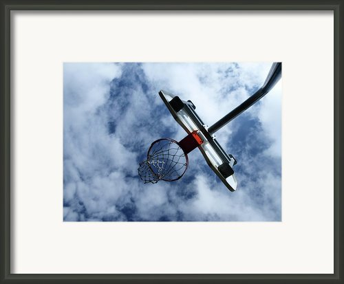 Long Shot Framed Print By Tom Druin
