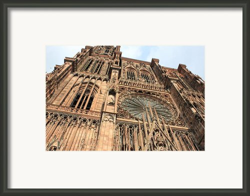 Long Way Up Framed Print By Laura Watts