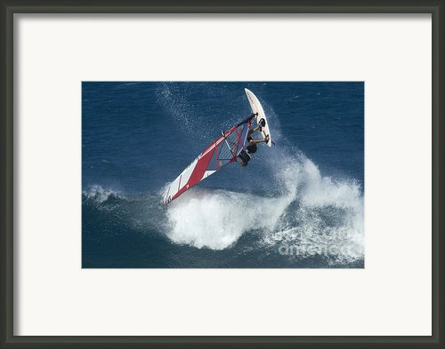 Looking For Air Framed Print By Bob Christopher