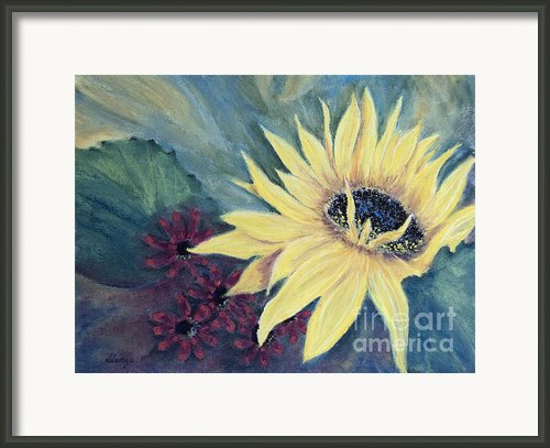 Looking The Other Way Framed Print By Constance Widen
