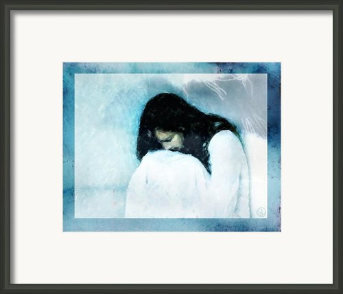Loose Ends Framed Print By Gun Legler
