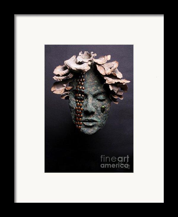 Lorelei Framed Print By Adam Long