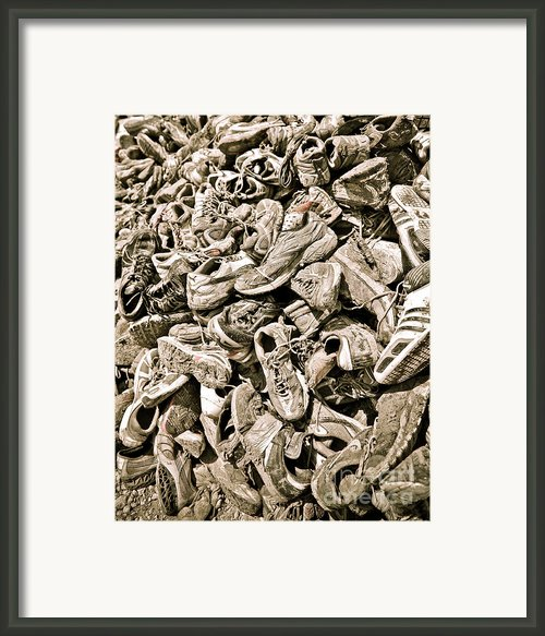 Lost Souls Framed Print By Charles Dobbs