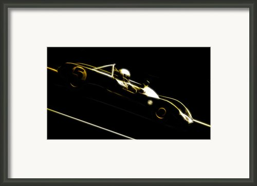 Lotus 23b Racer Framed Print By Phil