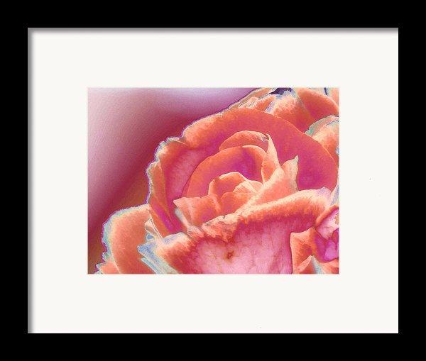 Love Story - Forever Framed Print By Wendy J St Christopher