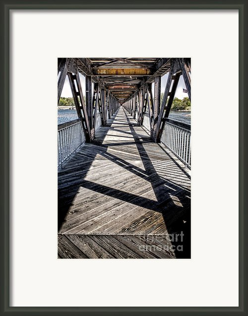 Lucky 13 Framed Print By Tamyra Ayles