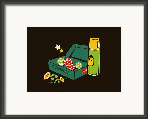 Lunch For All Framed Print By Budi Satria Kwan