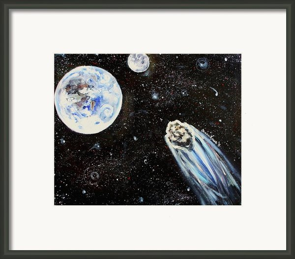 Make A Wish Framed Print By Shana Rowe