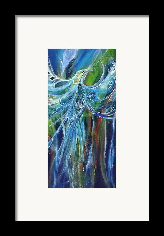 Marine Spirit Series Framed Print By Chris Keenan