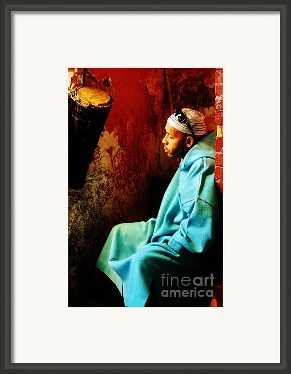 Marrakech Morocco Framed Print By David Coomber